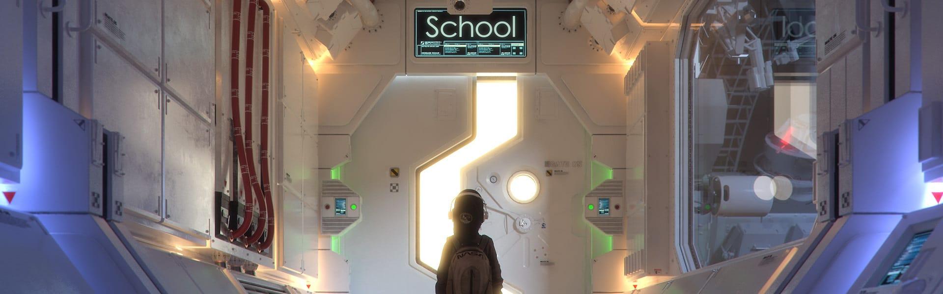 V-Ray: silnik renderujący dla uczniów i studentów   V-Ray Edukacja